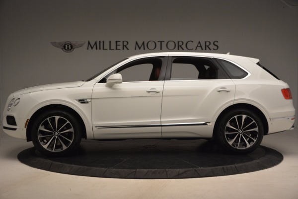 New 2018 Bentley Bentayga Onyx Edition for sale Sold at Alfa Romeo of Greenwich in Greenwich CT 06830 3