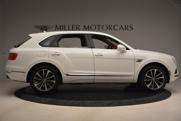 New 2018 Bentley Bentayga Onyx Edition for sale Sold at Alfa Romeo of Greenwich in Greenwich CT 06830 9