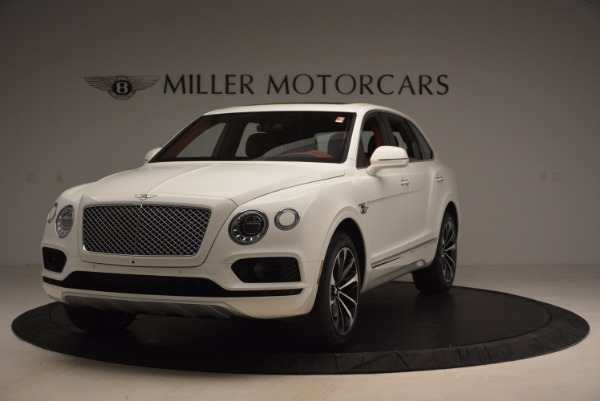 New 2018 Bentley Bentayga Onyx Edition for sale Sold at Alfa Romeo of Greenwich in Greenwich CT 06830 1