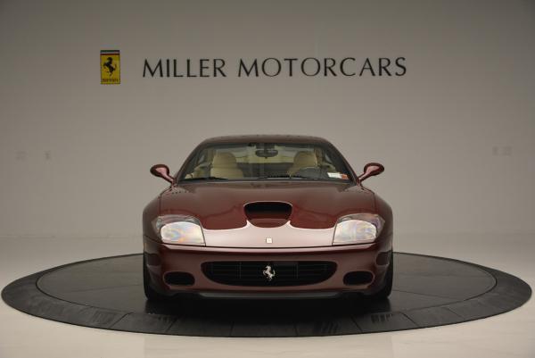 Used 2003 Ferrari 575M Maranello 6-Speed Manual for sale Sold at Alfa Romeo of Greenwich in Greenwich CT 06830 12