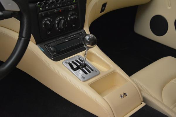 Used 2003 Ferrari 575M Maranello 6-Speed Manual for sale Sold at Alfa Romeo of Greenwich in Greenwich CT 06830 20