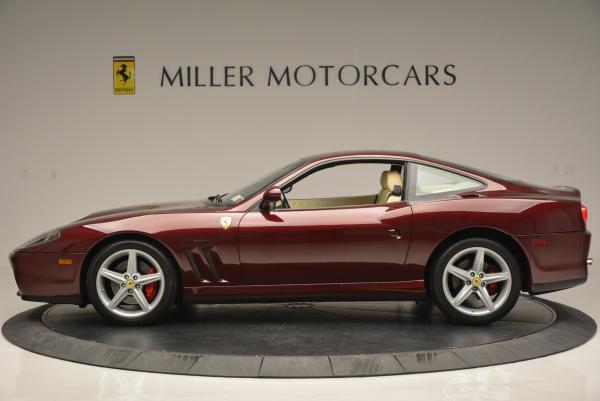 Used 2003 Ferrari 575M Maranello 6-Speed Manual for sale Sold at Alfa Romeo of Greenwich in Greenwich CT 06830 3