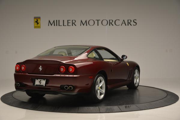 Used 2003 Ferrari 575M Maranello 6-Speed Manual for sale Sold at Alfa Romeo of Greenwich in Greenwich CT 06830 7