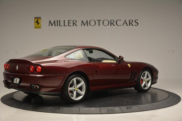Used 2003 Ferrari 575M Maranello 6-Speed Manual for sale Sold at Alfa Romeo of Greenwich in Greenwich CT 06830 8