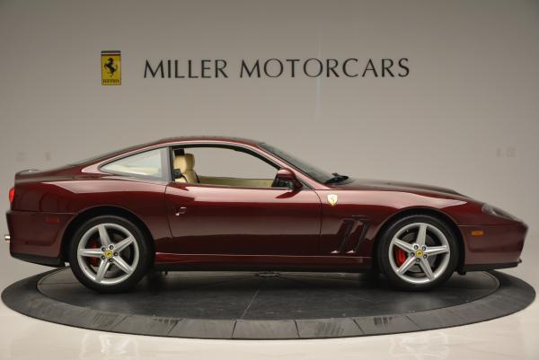 Used 2003 Ferrari 575M Maranello 6-Speed Manual for sale Sold at Alfa Romeo of Greenwich in Greenwich CT 06830 9
