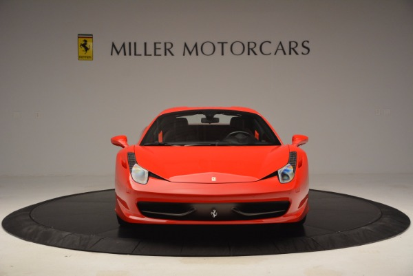 Used 2014 Ferrari 458 Spider for sale Sold at Alfa Romeo of Greenwich in Greenwich CT 06830 24