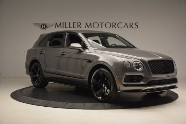New 2018 Bentley Bentayga Black Edition for sale Sold at Alfa Romeo of Greenwich in Greenwich CT 06830 12