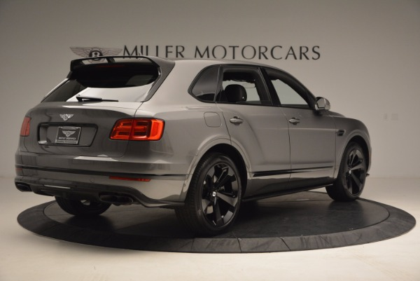 New 2018 Bentley Bentayga Black Edition for sale Sold at Alfa Romeo of Greenwich in Greenwich CT 06830 9