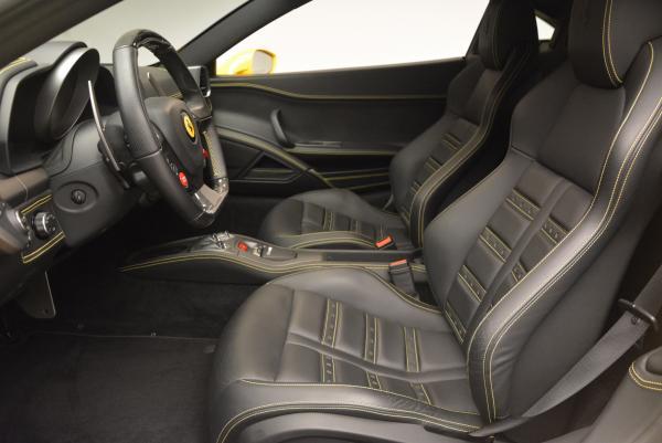 Used 2011 Ferrari 458 Italia for sale Sold at Alfa Romeo of Greenwich in Greenwich CT 06830 14