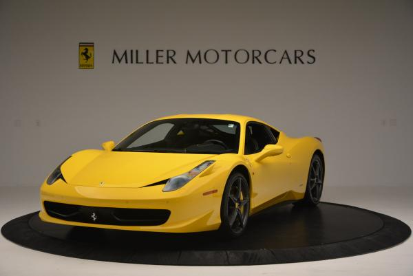 Used 2011 Ferrari 458 Italia for sale Sold at Alfa Romeo of Greenwich in Greenwich CT 06830 1