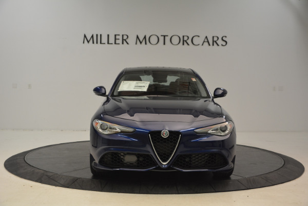 New 2017 Alfa Romeo Giulia Ti Q4 for sale Sold at Alfa Romeo of Greenwich in Greenwich CT 06830 12