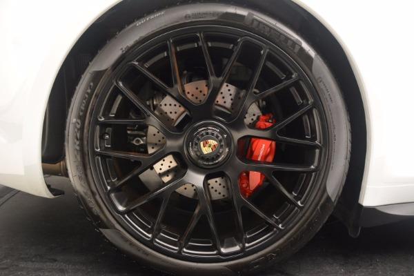 Used 2015 Porsche 911 Carrera GTS for sale Sold at Alfa Romeo of Greenwich in Greenwich CT 06830 14