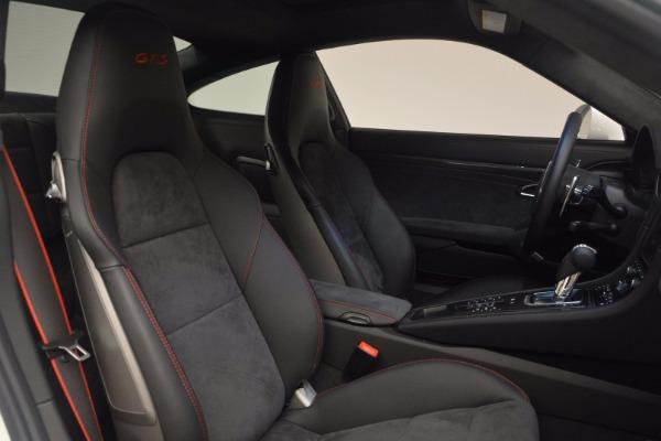 Used 2015 Porsche 911 Carrera GTS for sale Sold at Alfa Romeo of Greenwich in Greenwich CT 06830 19