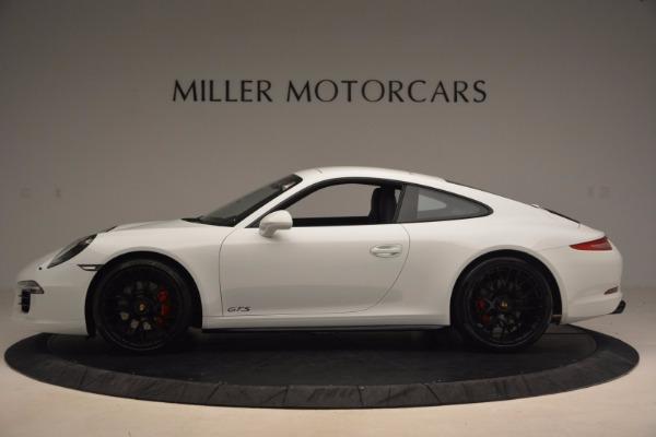 Used 2015 Porsche 911 Carrera GTS for sale Sold at Alfa Romeo of Greenwich in Greenwich CT 06830 3