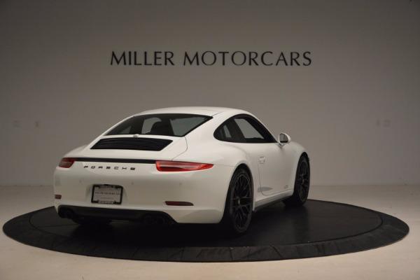 Used 2015 Porsche 911 Carrera GTS for sale Sold at Alfa Romeo of Greenwich in Greenwich CT 06830 7