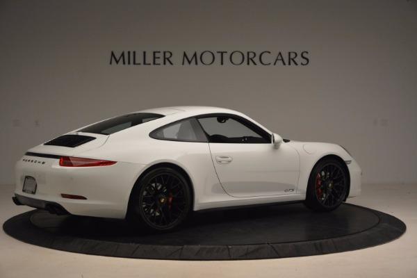 Used 2015 Porsche 911 Carrera GTS for sale Sold at Alfa Romeo of Greenwich in Greenwich CT 06830 8