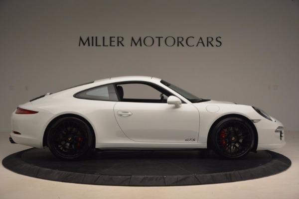 Used 2015 Porsche 911 Carrera GTS for sale Sold at Alfa Romeo of Greenwich in Greenwich CT 06830 9