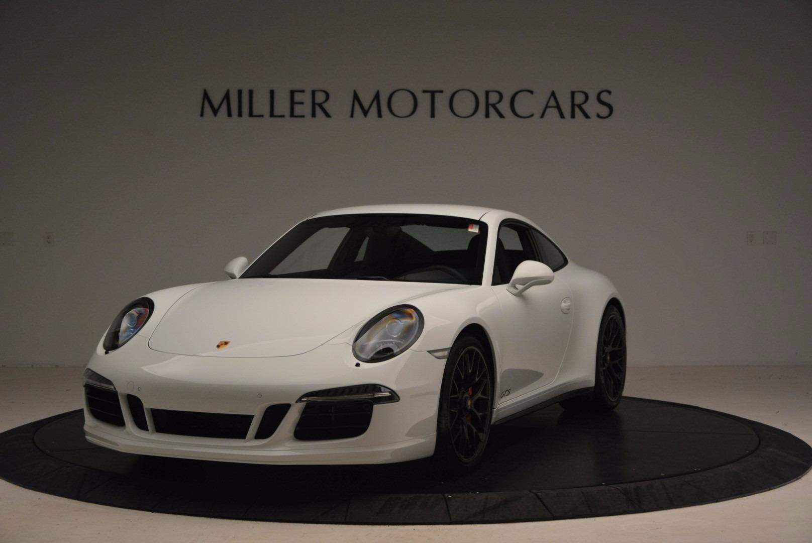 Used 2015 Porsche 911 Carrera GTS for sale Sold at Alfa Romeo of Greenwich in Greenwich CT 06830 1