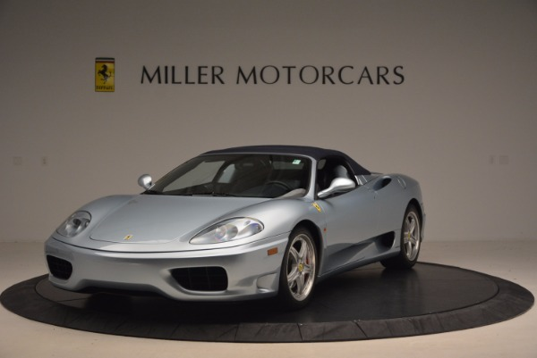 Used 2003 Ferrari 360 Spider 6-Speed Manual for sale Sold at Alfa Romeo of Greenwich in Greenwich CT 06830 13
