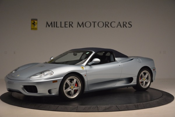 Used 2003 Ferrari 360 Spider 6-Speed Manual for sale Sold at Alfa Romeo of Greenwich in Greenwich CT 06830 14