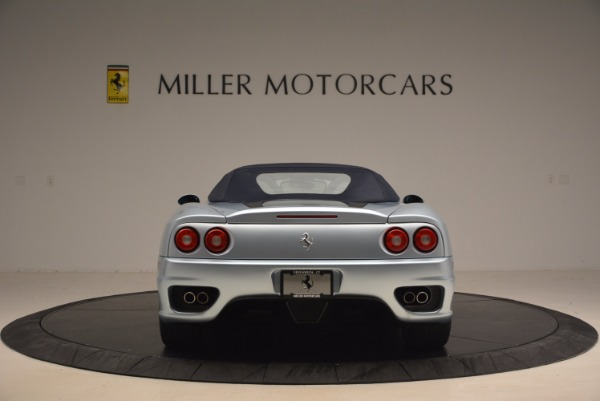 Used 2003 Ferrari 360 Spider 6-Speed Manual for sale Sold at Alfa Romeo of Greenwich in Greenwich CT 06830 18