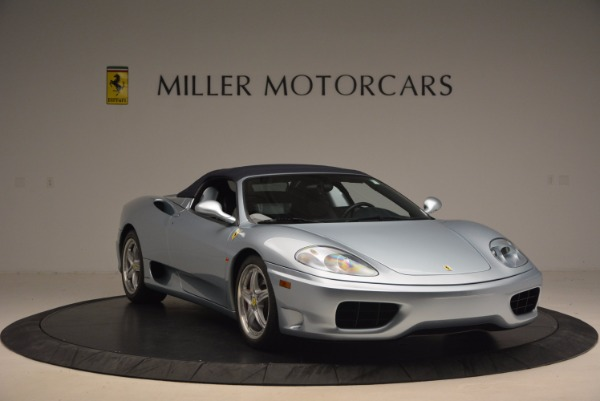 Used 2003 Ferrari 360 Spider 6-Speed Manual for sale Sold at Alfa Romeo of Greenwich in Greenwich CT 06830 23