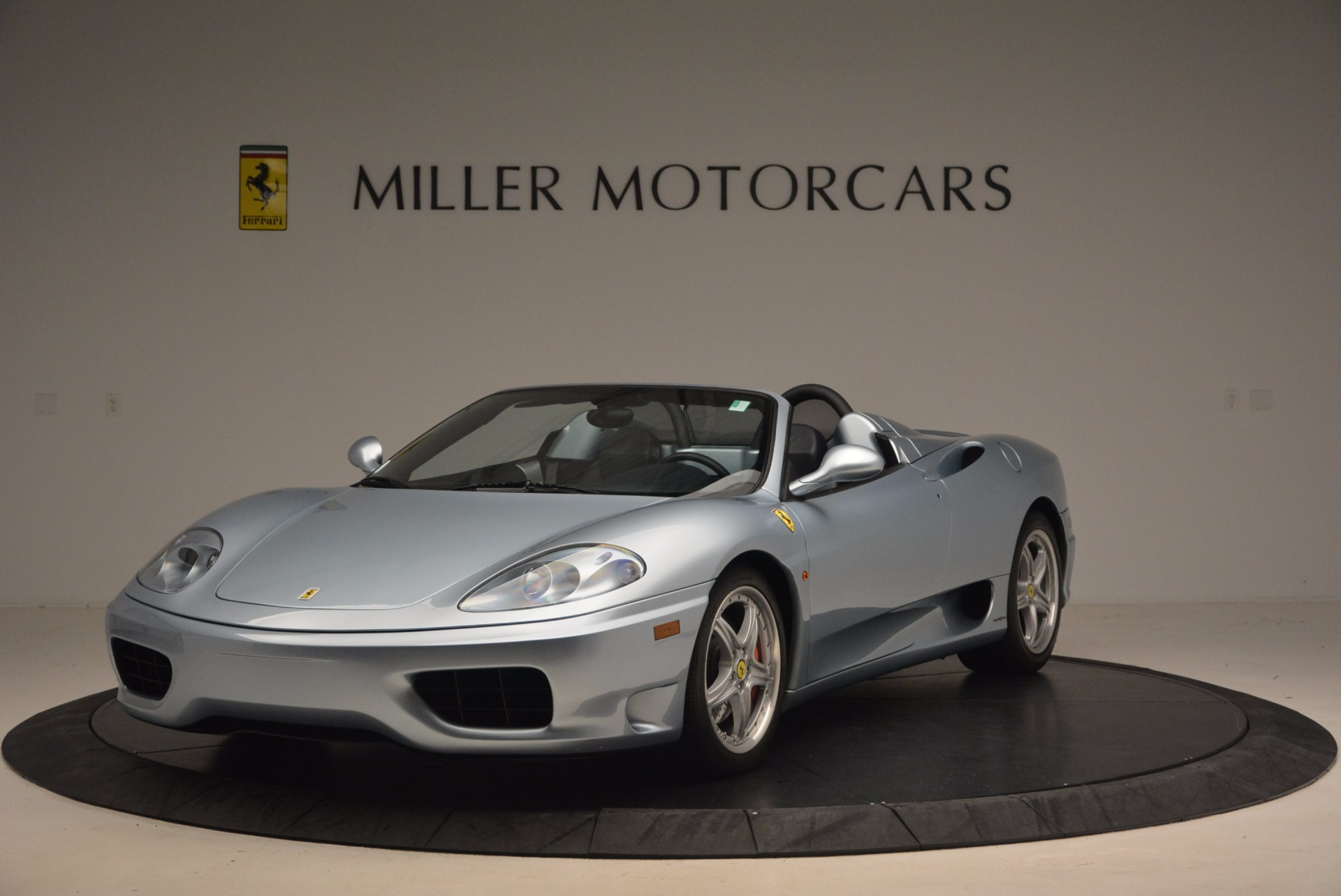 Used 2003 Ferrari 360 Spider 6-Speed Manual for sale Sold at Alfa Romeo of Greenwich in Greenwich CT 06830 1