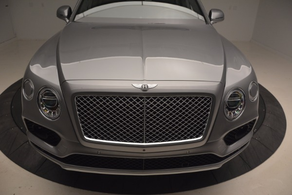 New 2018 Bentley Bentayga Onyx for sale Sold at Alfa Romeo of Greenwich in Greenwich CT 06830 13
