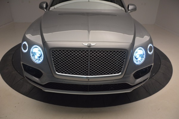 New 2018 Bentley Bentayga Onyx for sale Sold at Alfa Romeo of Greenwich in Greenwich CT 06830 16
