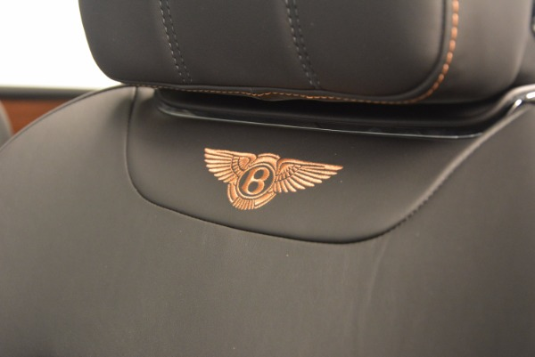 New 2018 Bentley Bentayga Onyx for sale Sold at Alfa Romeo of Greenwich in Greenwich CT 06830 26