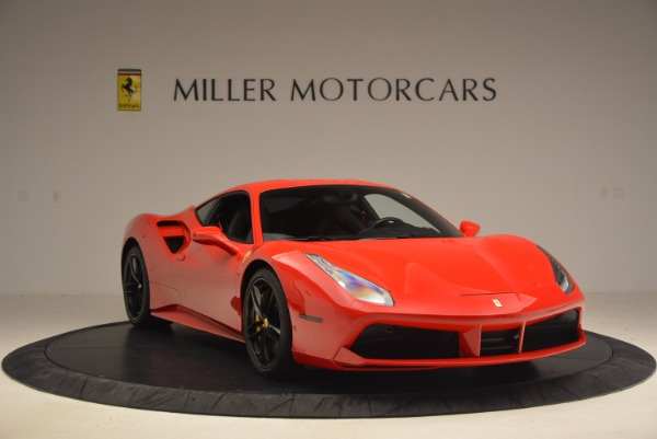 Used 2016 Ferrari 488 GTB for sale Sold at Alfa Romeo of Greenwich in Greenwich CT 06830 11