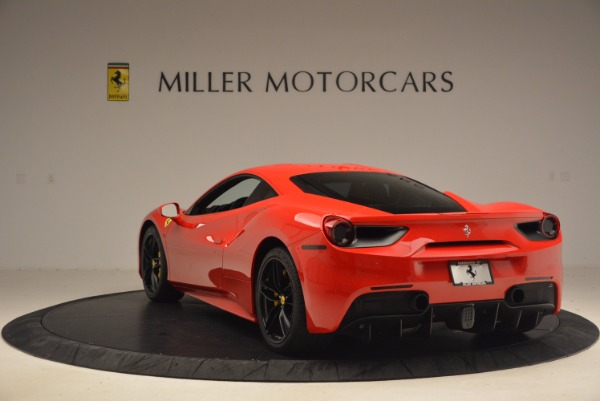 Used 2016 Ferrari 488 GTB for sale Sold at Alfa Romeo of Greenwich in Greenwich CT 06830 5
