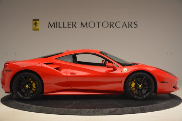 Used 2016 Ferrari 488 GTB for sale Sold at Alfa Romeo of Greenwich in Greenwich CT 06830 9