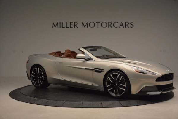 Used 2015 Aston Martin Vanquish Volante for sale Sold at Alfa Romeo of Greenwich in Greenwich CT 06830 10