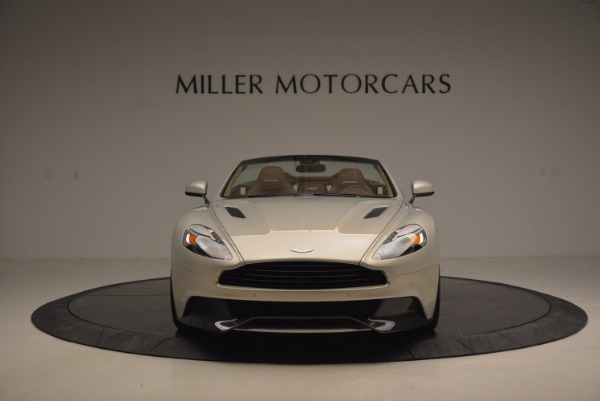 Used 2015 Aston Martin Vanquish Volante for sale Sold at Alfa Romeo of Greenwich in Greenwich CT 06830 12