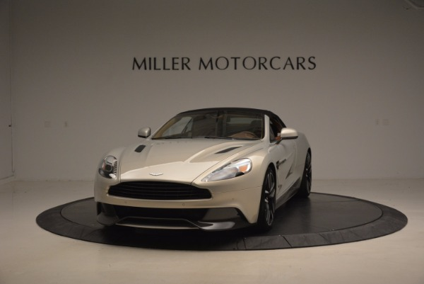 Used 2015 Aston Martin Vanquish Volante for sale Sold at Alfa Romeo of Greenwich in Greenwich CT 06830 13
