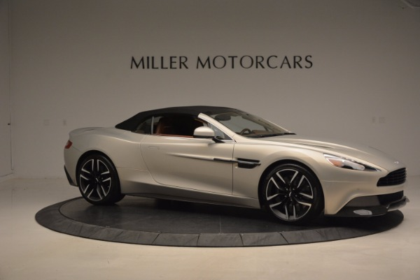 Used 2015 Aston Martin Vanquish Volante for sale Sold at Alfa Romeo of Greenwich in Greenwich CT 06830 18