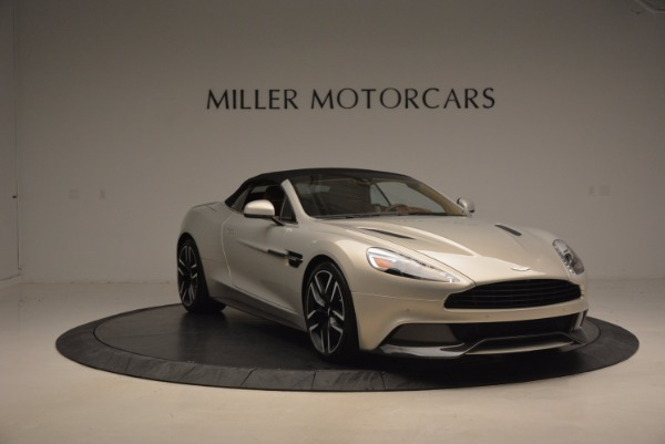 Used 2015 Aston Martin Vanquish Volante for sale Sold at Alfa Romeo of Greenwich in Greenwich CT 06830 19
