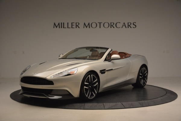 Used 2015 Aston Martin Vanquish Volante for sale Sold at Alfa Romeo of Greenwich in Greenwich CT 06830 2