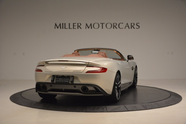 Used 2015 Aston Martin Vanquish Volante for sale Sold at Alfa Romeo of Greenwich in Greenwich CT 06830 7