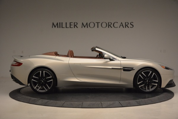 Used 2015 Aston Martin Vanquish Volante for sale Sold at Alfa Romeo of Greenwich in Greenwich CT 06830 9