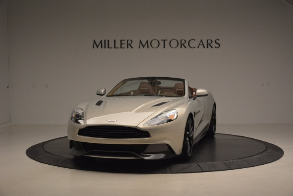 Used 2015 Aston Martin Vanquish Volante for sale Sold at Alfa Romeo of Greenwich in Greenwich CT 06830 1