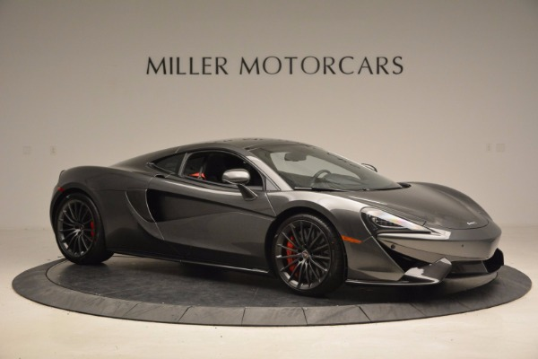 New 2017 McLaren 570GT for sale Sold at Alfa Romeo of Greenwich in Greenwich CT 06830 10