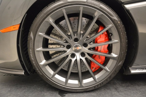 New 2017 McLaren 570GT for sale Sold at Alfa Romeo of Greenwich in Greenwich CT 06830 16