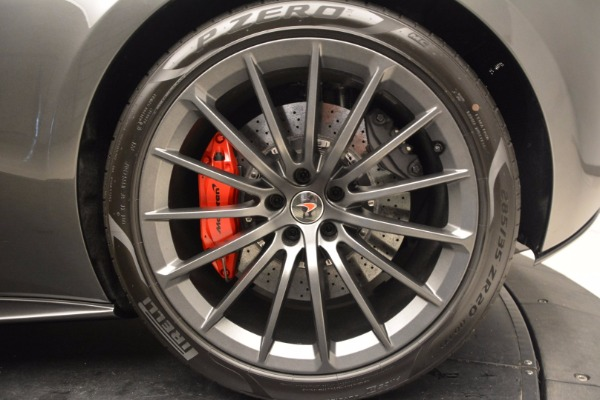 New 2017 McLaren 570GT for sale Sold at Alfa Romeo of Greenwich in Greenwich CT 06830 17