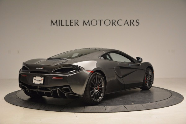 New 2017 McLaren 570GT for sale Sold at Alfa Romeo of Greenwich in Greenwich CT 06830 7