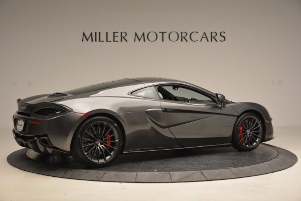 New 2017 McLaren 570GT for sale Sold at Alfa Romeo of Greenwich in Greenwich CT 06830 8