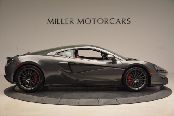 New 2017 McLaren 570GT for sale Sold at Alfa Romeo of Greenwich in Greenwich CT 06830 9