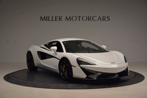 New 2017 McLaren 570S for sale Sold at Alfa Romeo of Greenwich in Greenwich CT 06830 11