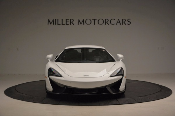 New 2017 McLaren 570S for sale Sold at Alfa Romeo of Greenwich in Greenwich CT 06830 12
